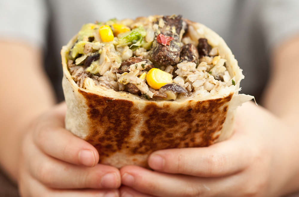 How to Save up to $700 Calories in a Burrito