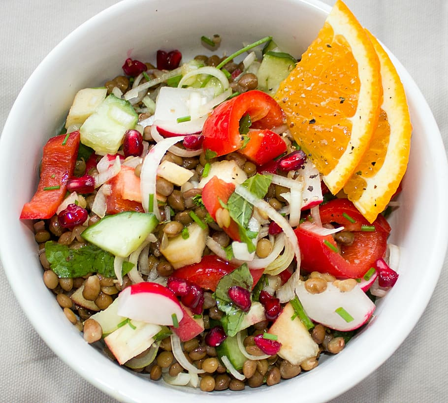 Burrito Bowl Salad